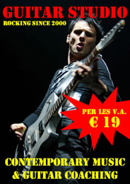 Guitar Studio (foto: Muse)