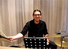 Stijn Swinnen : drum lesgever bij Drum / Guitar Studio