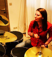 Leer drum spelen bij Drum Studio