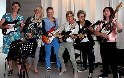 Guitar Studio : gitaar leren spelen in groep
