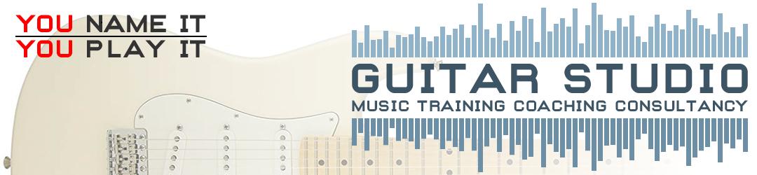 Guitar Studio : You name it, you play it !
