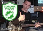 Corona Covid-19 proof gitaarlessen